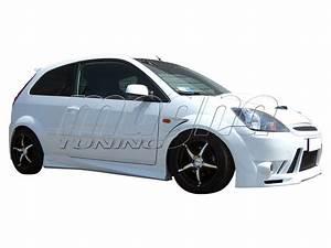 Ford Fiesta Mk6 : ford fiesta mk6 l style body kit ~ Dallasstarsshop.com Idées de Décoration