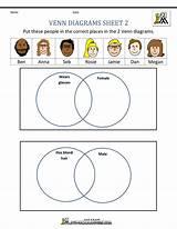 Logic Venn Diagram Worksheet