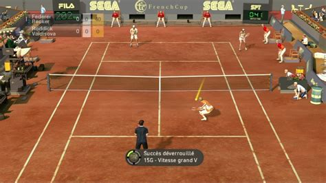 Virtua tennis 4, known as power smash 4 (パワースマッシュ4) in japan, is a sports game developed and published by sega for the playstation 3, xbox 360, wii and windows pc. Virtua Tennis 2009 - Jeu Xbox 360