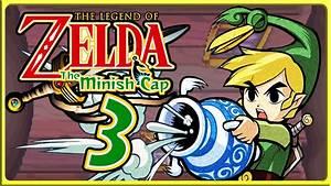 The Legend Of Zelda The Minish Cap Part 3 Minish Link Mit