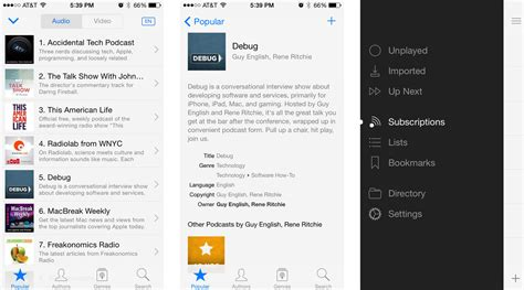 best podcast app iphone best podcast apps for iphone and and listen on