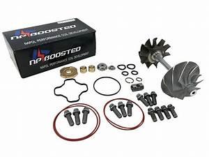 F250 F350 Gtp38 Banks Compressor Wheel Tp38 7 3l Turbo