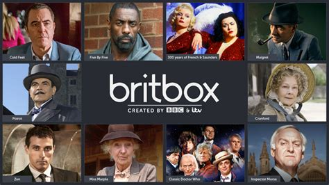 britbox on tv britbox available in canada tv in canada