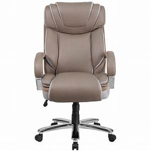 47, u201d, taupe, leather, high, back, swivel, office, chair, with, extra, wide, seat, -, walmart, com