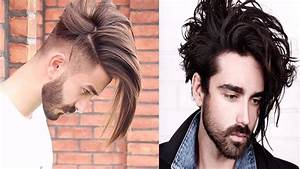 Most Sexy Long Hairstyles for Men 2017-2018-Men's New Long ...