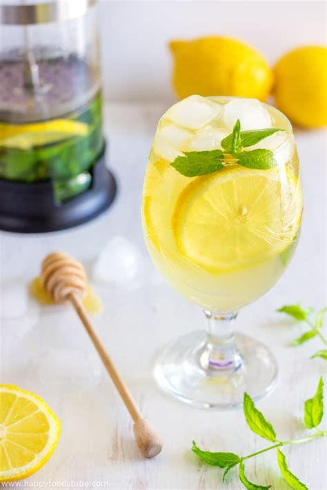fresh mint recipe mint iced tea recipe with fresh mint