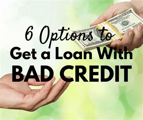 options    loan  bad credit