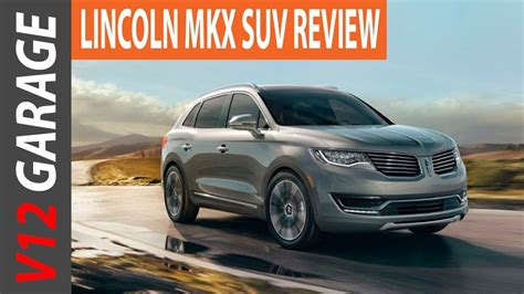 lincoln mkx review redesign  release date