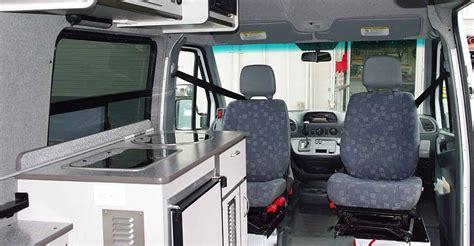 conversion parts interior sprinter conversions specialties