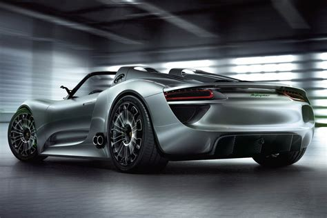 Used 2015 Porsche 918 Spyder Convertible Pricing