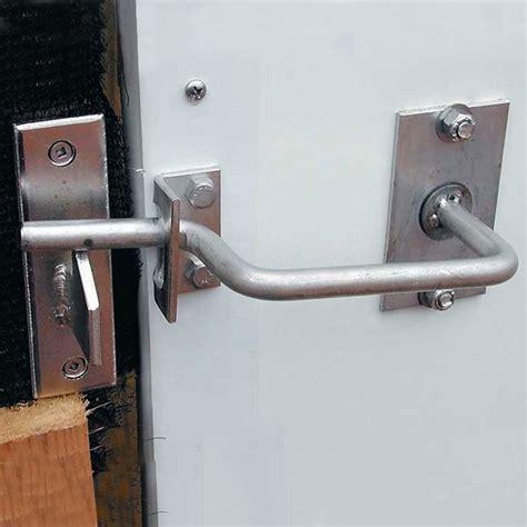 heavy duty stainless steel door latch farmtek