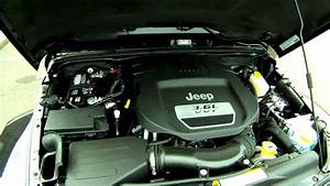 2012 Jeep Wrangler Rubicon 3 6l Pentastar Engine