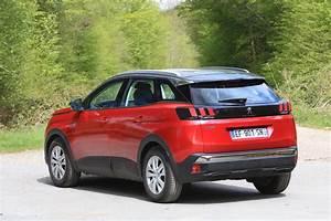 Peugeot 3008 Essai : essai peugeot 3008 bluehdi 100 notre avis sur le diesel premier prix photo 16 l 39 argus ~ Gottalentnigeria.com Avis de Voitures