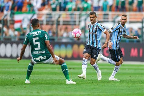 Grêmio x Palmeiras: Escalações, histórico e mais do jogo ...