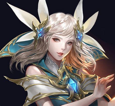 ArtStation - wizard, Seolhee
