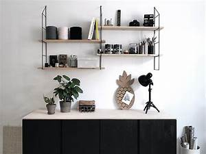 Ikea Arbeitszimmer Schrank : ikea hack wie du aus ivar schr nken ein cooles sideboard ~ Lizthompson.info Haus und Dekorationen