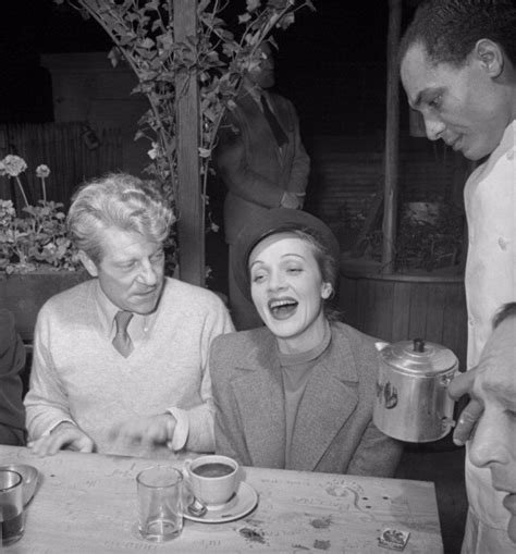 jean gabin hollywood marlene dietrich and jean gabin new york 1942 marl 232 ne