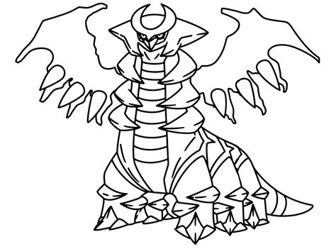 legendary pokemon coloring pages  kids