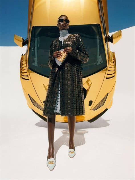 bottega veneta fall  campaign captures   vision