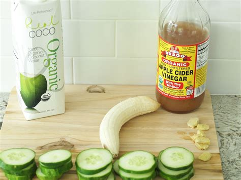 The Anti Bloat Smoothie Recipe Apple Cider Flats And
