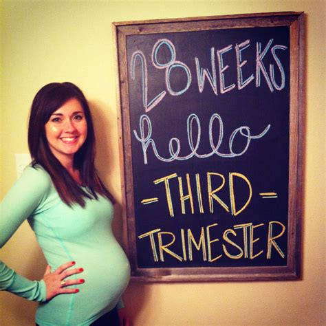 Beyond The Blue 28 Weeks Third Trimester