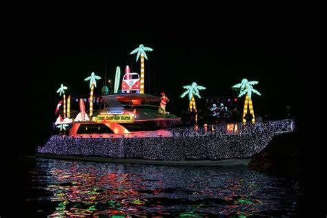 107th annual newport boat parade balboa
