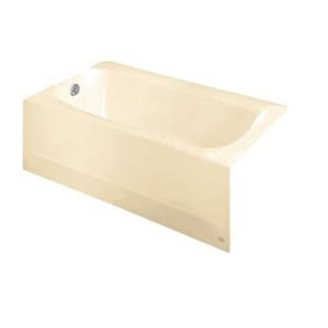 americast bathtub home depot american standard cambridge 5 ft americast bathtub with