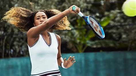 Official website of the professional tennis player naomi osaka. The One and Only Naomi Osaka — The Undefeated