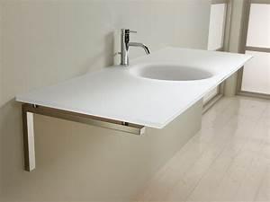Lavabo Salle De Bain : baltic lavabo en verre salle de bain ~ Dailycaller-alerts.com Idées de Décoration