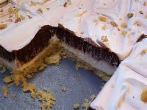 Chocolate Pudding Layered Dessert Recipe