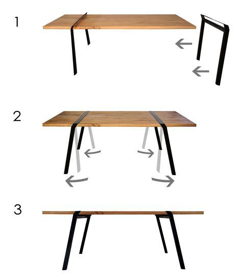 table bureau verre pi table l 200 cm indoor oak grey l 200 cm by