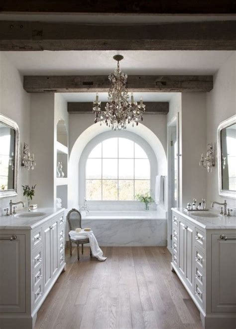 glam bathroom remodelaholic decorating with style rustic glam Farmhouse