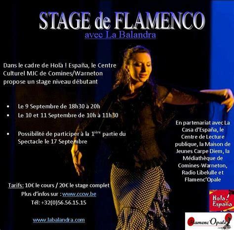 affiche spectacle festival flamenco n 238 mes mont de marsan