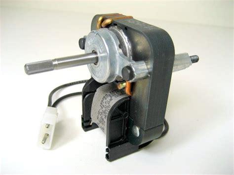 bcd  bath fan motor cfm mobile home repair