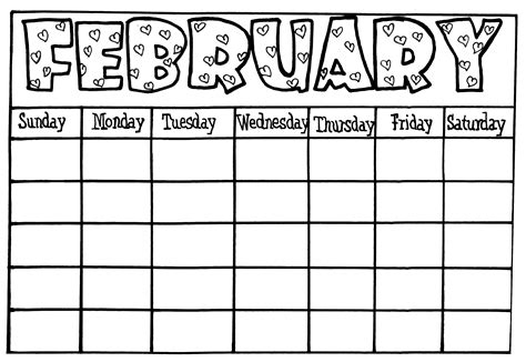Our calendars can be used to organize your daily activities in a better way. Printable Kids Calendars | Qualads