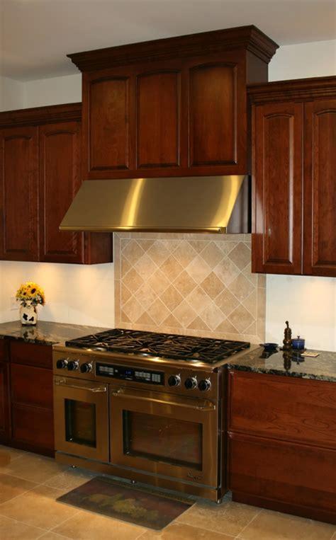 custom wood range hood kitchen cabinets  range hood