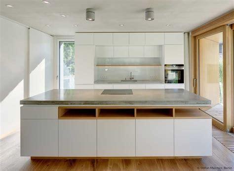Küchenarbeitsplatte Aus Beton Erfahrungen by Betonwerkstatt K 252 Chenarbeitsplatten Aus Beton