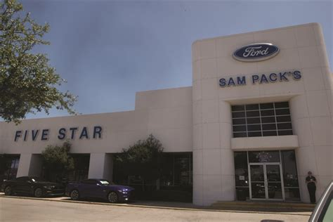 Five Star Ford of Lewisville Wins F&I Dealer of the Year
