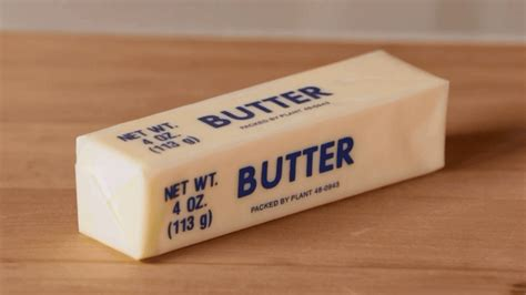 how big is a stick of butter chocolate mint thins