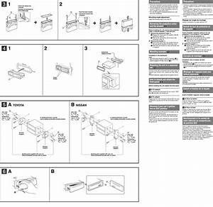 Sony Xplod Wire Diagram