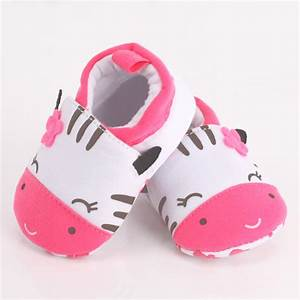 Baby Shoes Infant Toddler Crib Shoes Soft Sole Cat Print ...