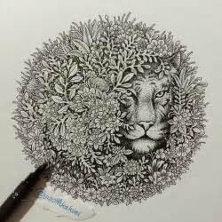 cambodian artist visoth kakvei   doodling