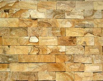 Wall Cladding Yellow Sandstone - Buy Wall Cladding Product ...
