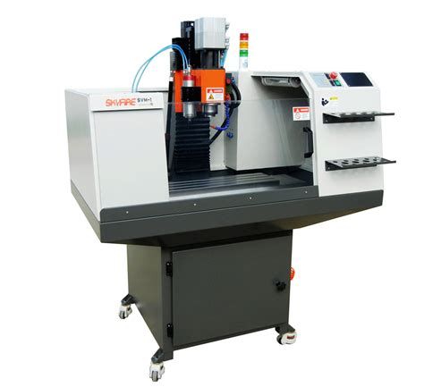 Svm1l Cnc Milling Machineskyfire Cnc