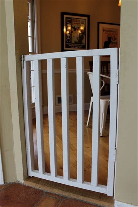 diy baby and gate