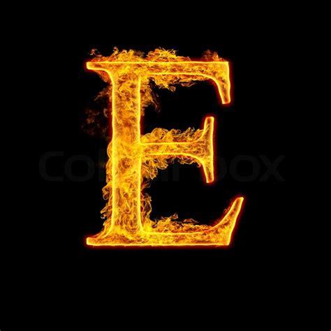 feuer alphabet buchstaben  stockfoto colourbox