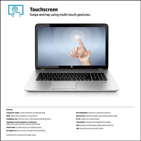 amazoncom hp envy  jus   touchsmart laptop