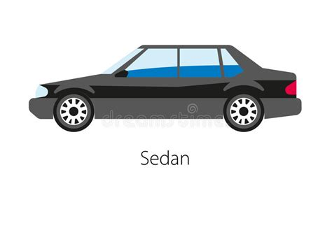 generic saloon car diagram stock vector illustration of carry 1159987