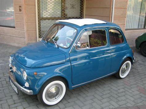 Classic Fiat 500 F From 1967, All Original Restored 2013