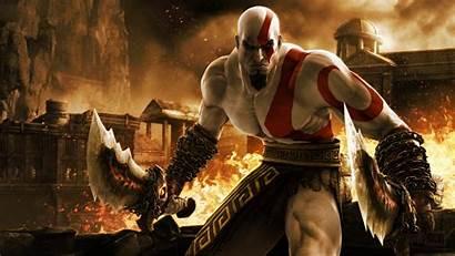 War God Kratos Wallpapers Covers